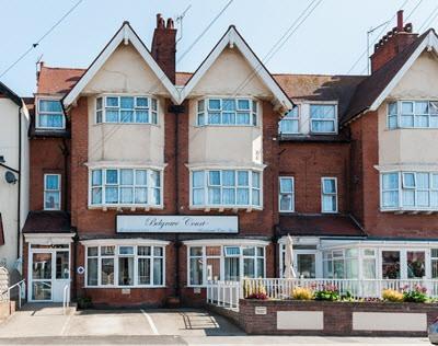 Belgrave Court Care Home Bridlington