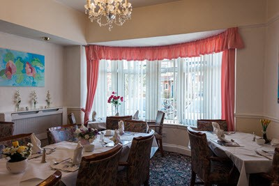Belgrave Court Dining Room