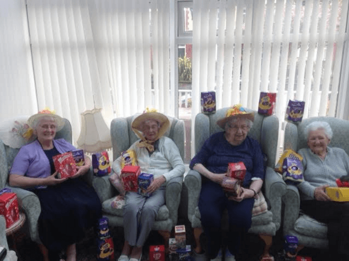 Easter celebrations 2017 at Belgrave Court