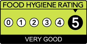 Five Star food rating for Belgrave Court care home